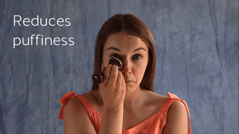 Reduces puffiness