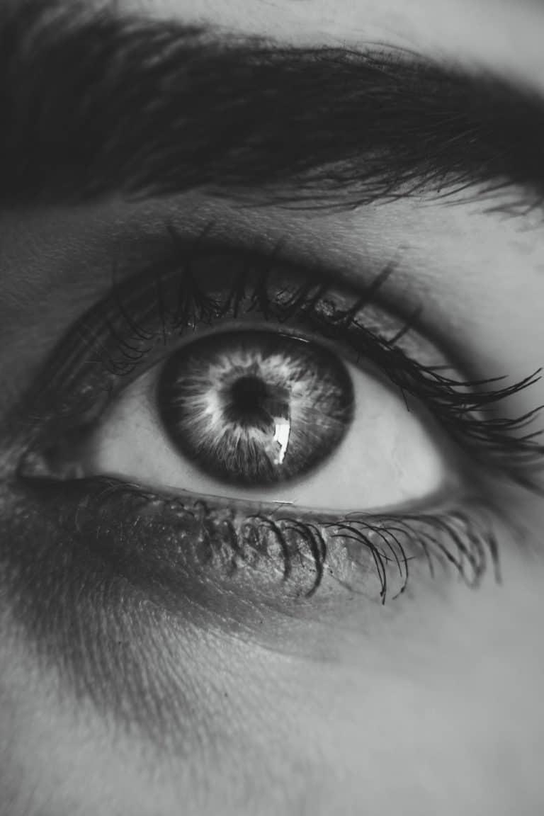 DIY Your Dry Under Eyes